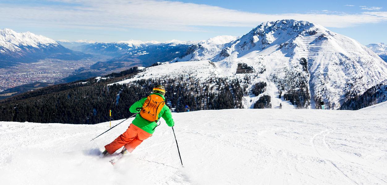 Innsbruck hiihtokeskus