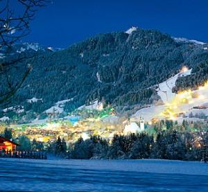 Kitzbühel - hiihtokeskus
