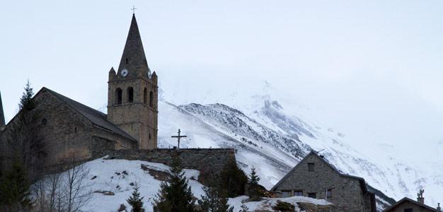 La Grave hiihtokeskus - Kuva: Simo Vunneli