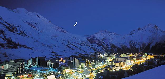 Les 2 Alpes - hiihtokeskus