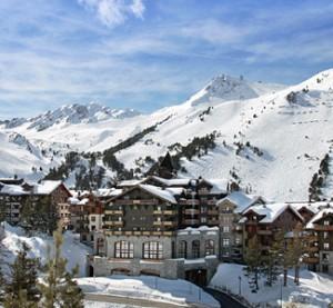 Paradiski ja Les Arcs - hiihtokeskus
