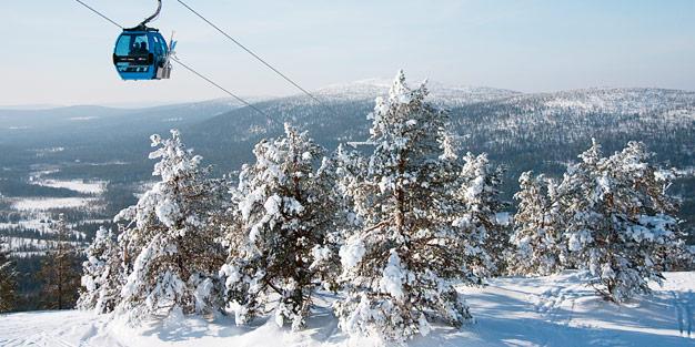 Levi - hiihtokeskus