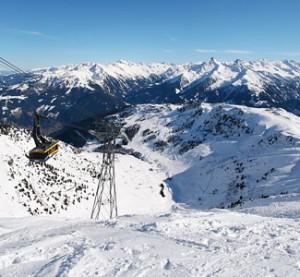 Zillertal ja Mayrhofen - hiihtokeskus