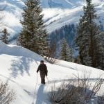 Mayrhofen off-pisteet Rastkogel