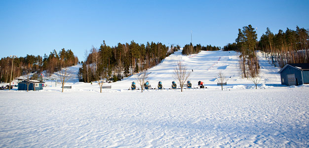 MeriTeijo Ski – Ympärivuotista vauhtia merimaisemissa