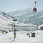 Gabiet, Monte Rosa Ski
