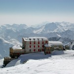 Rifugio Città di Vigevano, Monte Rosa Ski
