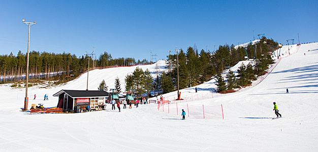 myllymäki joutseno hiihtokeskus