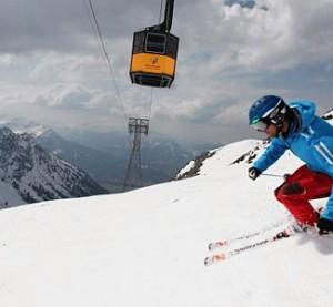 Oberstdorf - hiihtokeskus