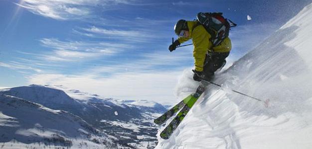 Oppdal - hiihtokeskus