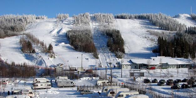 Paljakka - hiihtokeskus
