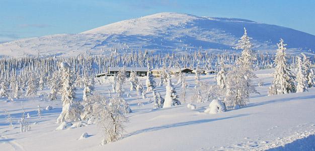 Pallas - hiihtokeskus