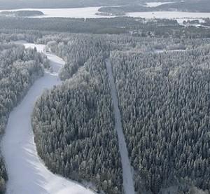 Puijon rinteet - hiihtokeskus