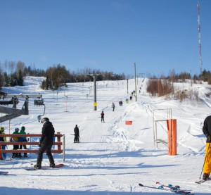 ruunarinteet hiihtokeskus