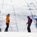 saariselkä hiihtokeskus rinteet