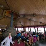 saariselkä kaunispään huippu ravintola