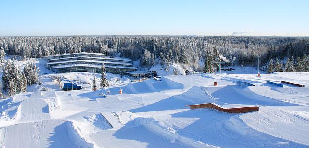 Serena Ski - hiihtokeskus