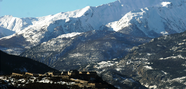 Serre Chevalier on aurinkoinen ja lumivarma hiihtoalue