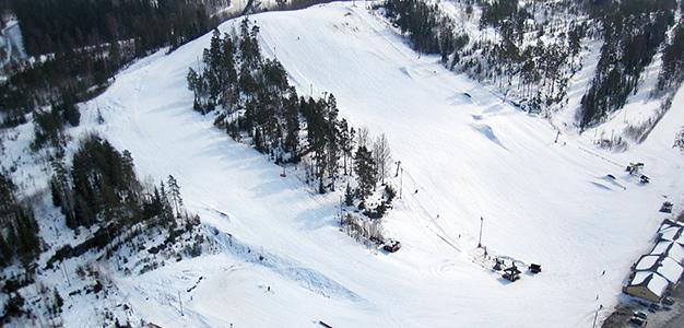 Ski Tornimäki – Lähikeskus Saimaan rannalla