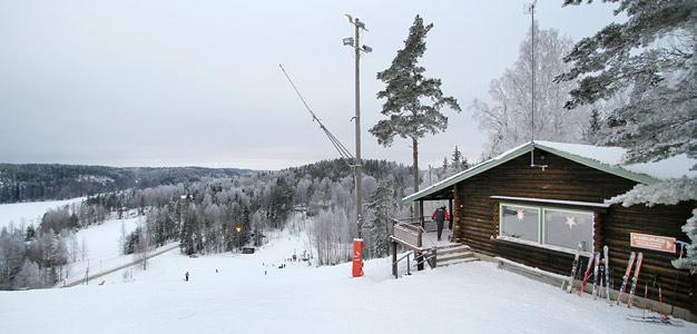 Solvalla Swinghill - hiihtokeskus