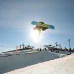 talma ski halfpipe