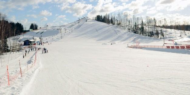 Talma Ski – Koko perheen hiihtokeskus