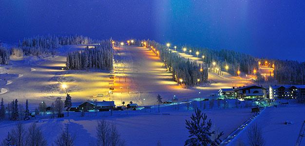 Ukkohalla - hiihtokeskus