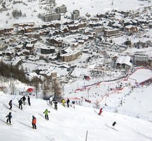 Val d'Isere - hiihtokeskus