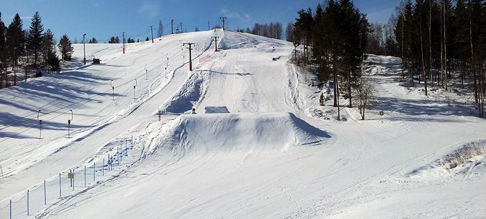 Varkaus Ski Center - hiihtokeskus