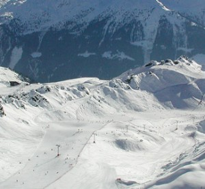 Verbier - hiihtokeskus
