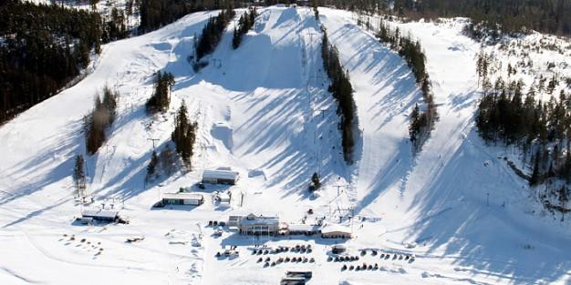 Vihti Ski Center – Vauhdikkaasti Lohjanharjun pohjoisrinteellä