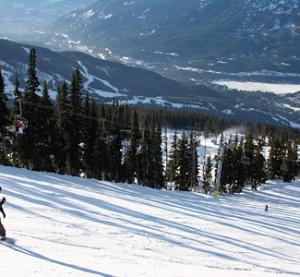Whistler-Blackcomb - hiihtokeskus