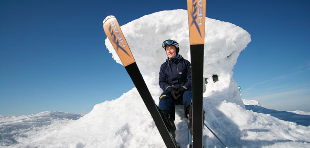 Tv-sarjassa seurataan Ylläksen hiihtokeskuksen arkea