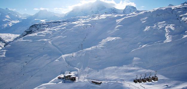 Zermatt – Alppien helmi