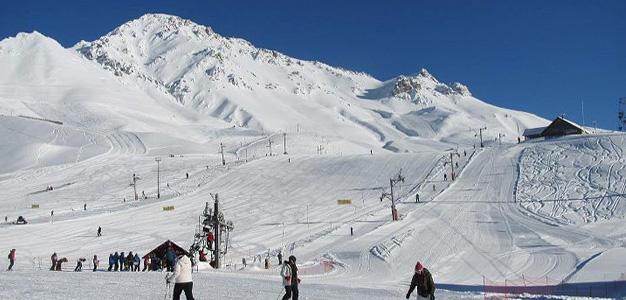 Las Leñas - hiihtokeskus