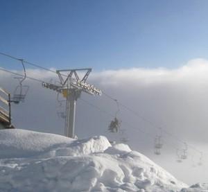 Les Marécottes - hiihtokeskus