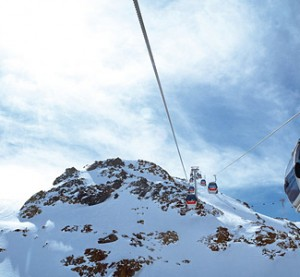 Pitztal - hiihtokeskus