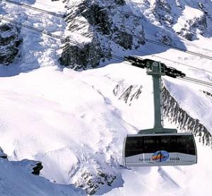 Sulden - hiihtokeskus