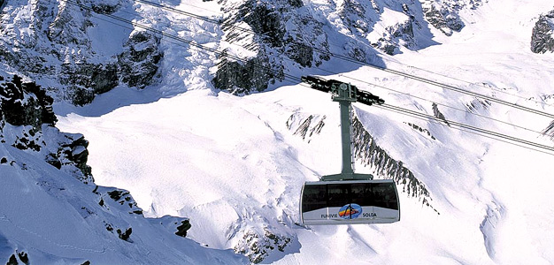 Sulden – Jäätikköpuuteria Etelä-Tirolissa