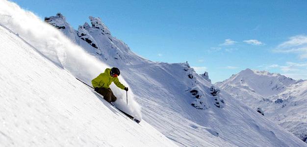Treble Cone - hiihtokeskus