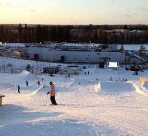 Lumiparkki Kivikko - hiihtokeskus