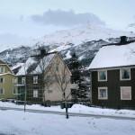 Narvik kaupunki ja rinne