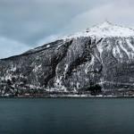 Narvik vuori sivusta