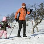 Saariselkä hiihto