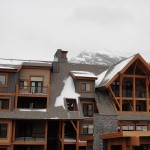 Banff majoitus