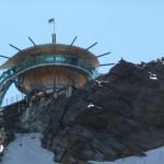 Obergurgl rinneravintola huippu