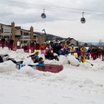 Steamboat mäkikisa hiihtokeskus