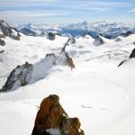 Chamonix Midi Helbronner