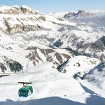 Dolomiitit Arabba hiihtokeskus