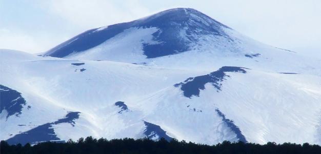 Mt Etna on Euroopan halvin